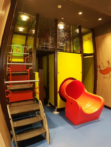 Mc Donald`s – indoor play