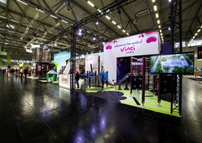 Vinci Media at FSB 2017