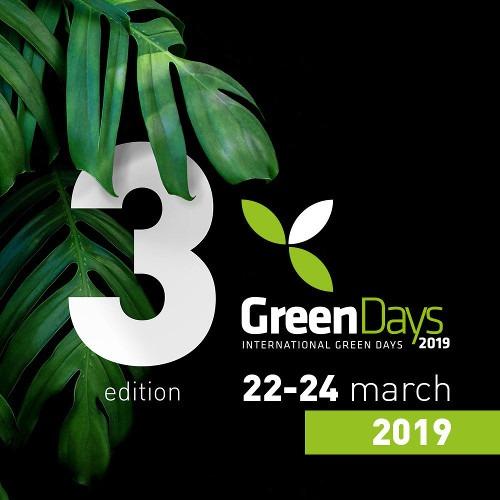 Międzynarodowe Targi Ogrodnictwa i Architektury GREEN DAYS 2019