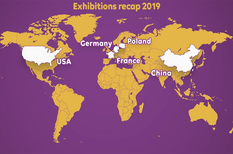 Exhibition meetings re-imagined! 2019 recap
