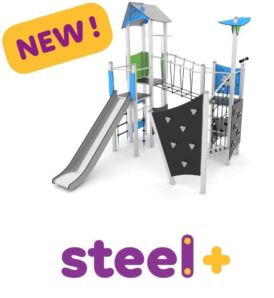 Steel+