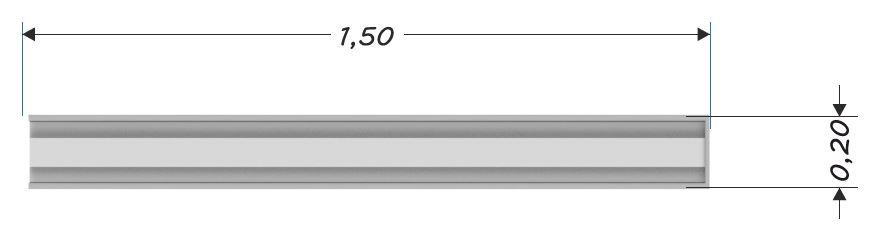 SOLO WP2802 (150x20)