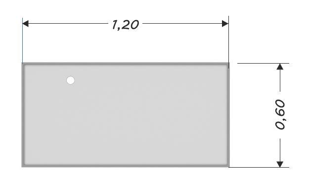 SOLO WP2808 (60x120)