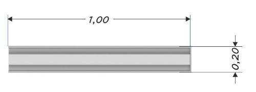 SOLO WP2801 (100x20)
